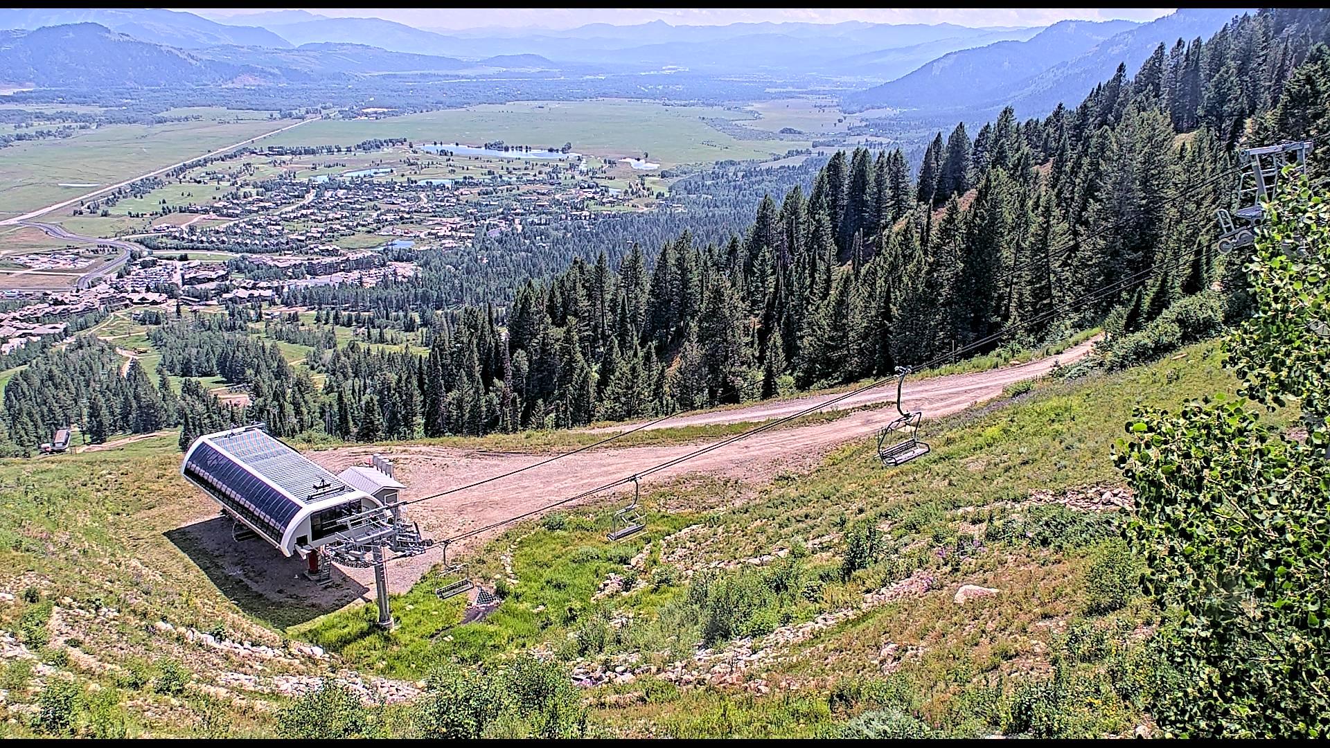 Teton Chair Base