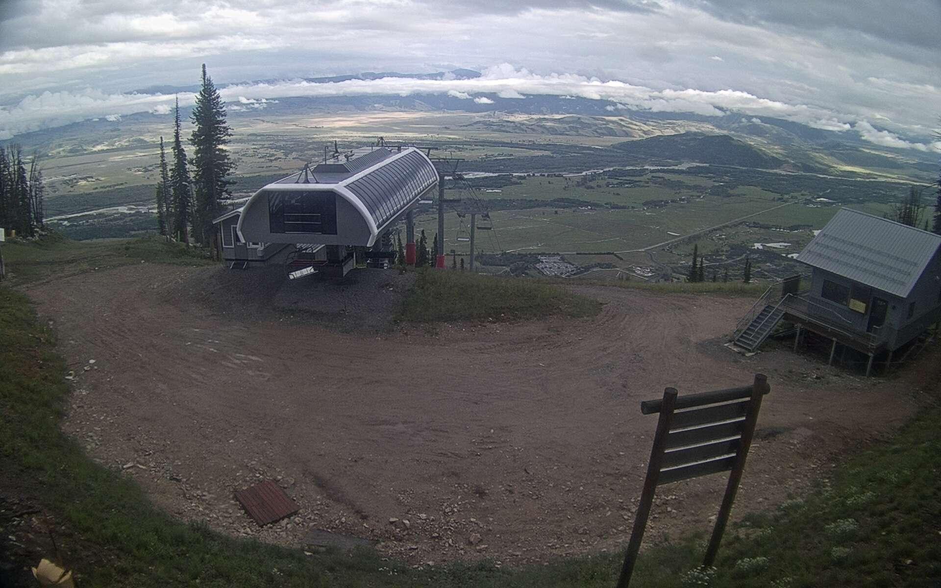 Teton Chair Summit
