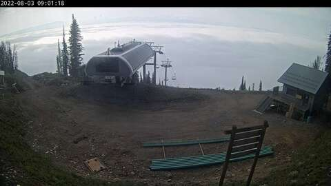 Summit of the Teton Lift