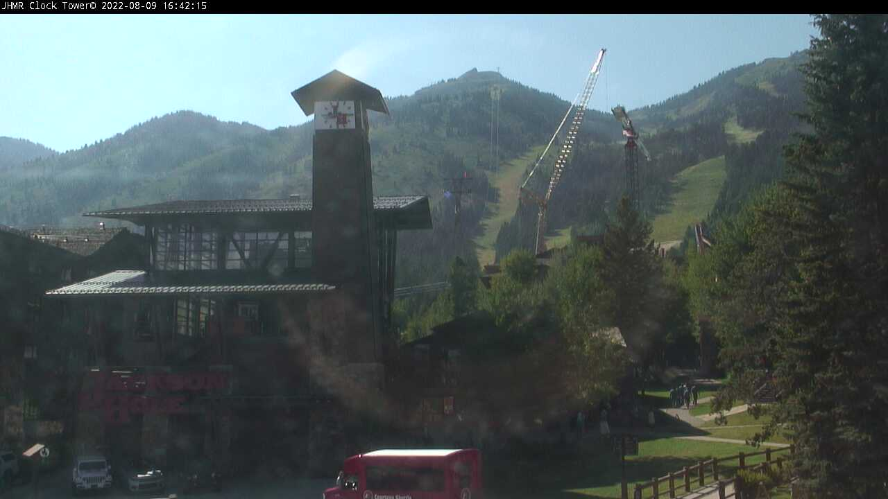 Jackson Hole Mountain Resort Webcam